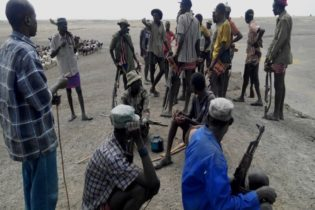 Resource Scarcity and Climate Change in the Karamoja Cluster
