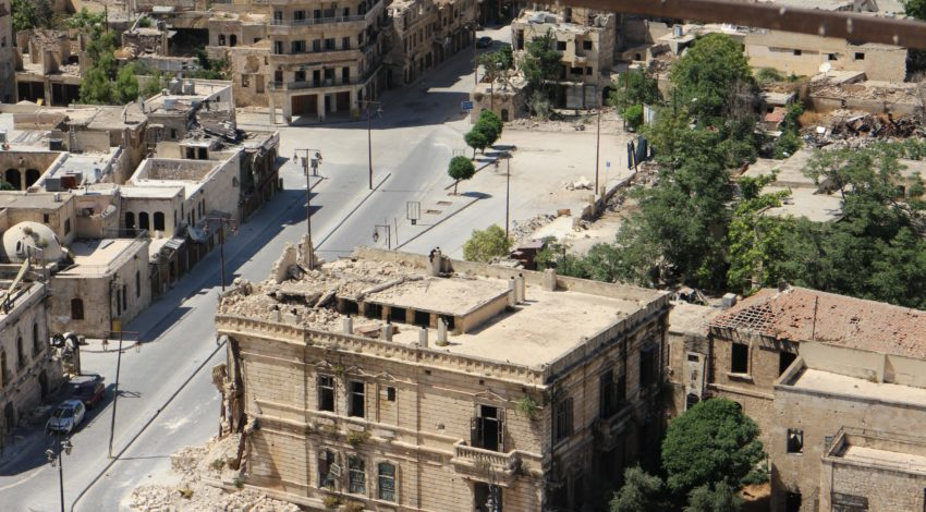 The economic cost of conflict in Syria