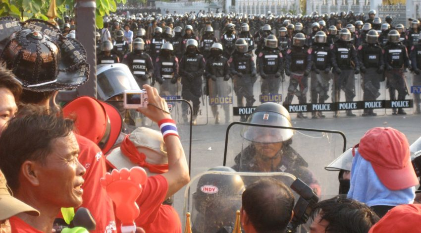 Comparative analysis of the 2020 protests in Southeast Asia