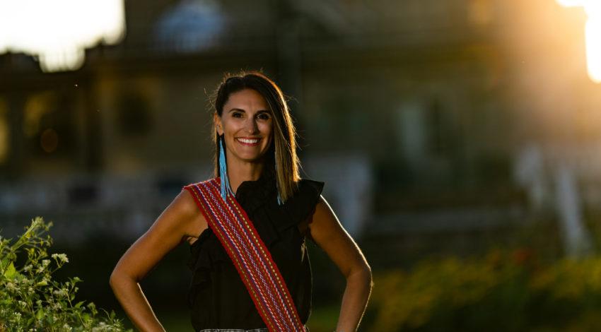 IEP ambassador stories: Empowering women in peacebuilding
