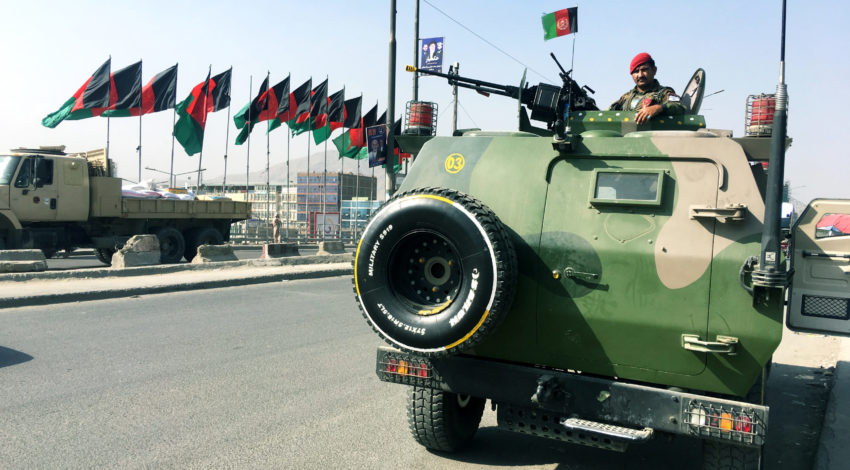 US initiatives to restart the Afghan peace process