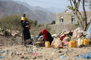 Humanitarian Crisis in Yemen Further Impacted by COVID-19