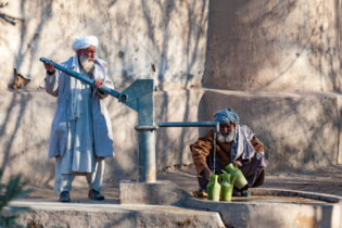 Ecological threats hinder peace in Afghanistan